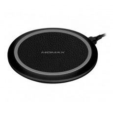 Беспроводное зарядное устройство Momax Q.Pad Wireless Charger, чёрный, фото 1