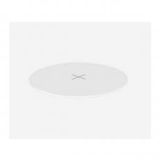 Беспроводное зарядное устройство Momax Q.Pad X Ultra Slim Wireless Charger, белое, фото 1