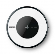 Беспроводное зарядное устройство NILLKIN Magic Disk 4 (Fast Charge Edit), черный, фото 1