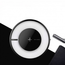 Беспроводное зарядное устройство NILLKIN Magic Disk 4 (Fast Charge Edit), черный, фото 3