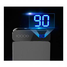 Внешний аккумулятор Rock P38 LED, USB-А, Micro-USB, USB-А, 10000 mAh, синий, фото 2