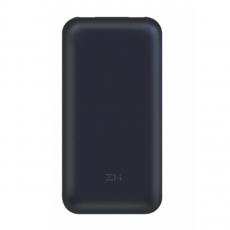 Внешний аккумулятор Xiaomi Mi ZMI, 2 USB-A, USB-C, 15000 mAh, чёрный, фото 3
