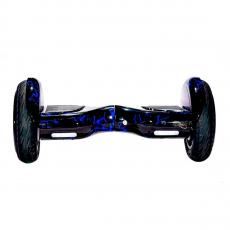 "Гироскутер Smart Ballance самобалансирующийся 10,5"", синяя молния, фото 3"