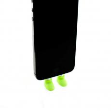 Заглушка Cute Shoes Style Detachable Stand Holder для iPhone 5/5S, зелёный, фото 1