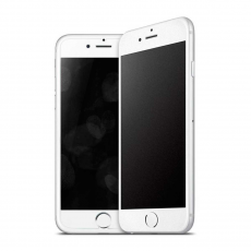 Защитное стекло на весь экран Goldspin 2.5D для iPhone 6/6S, 0.3mm, белое, фото 1