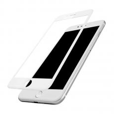 Защитное стекло на весь экран Goldspin 2.5D для iPhone 6/6S, 0.3mm, белое, фото 2