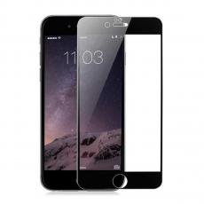 Защитное стекло на весь экран Goldspin 2.5D для iPhone 6/6S, 0.3mm, черное, фото 1