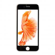 Защитное стекло на весь экран Goldspin 2.5D для iPhone 6/6S, 0.3mm, черное, фото 2