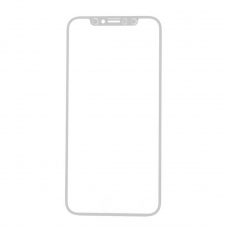 "Защитное стекло Mocoll ""Black Diamond"" 3D для iPhone X, серебристый, фото 1"