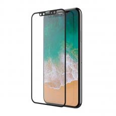 """Защитное стекло Mocoll """"Storm"""" 2.5D Simple для iPhone X, черный, фото 2"""