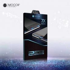 "Защитное стекло Mocoll ""Black Diamond"" 3D Soft Edge для iPhone 8/7 Plus, чёрный, фото 2"
