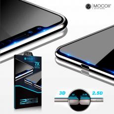 "Защитное стекло Mocoll ""Black Diamond"" 3D Soft Edge для iPhone 8/7 Plus, чёрный, фото 3"