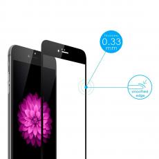 """Защитное стекло Mocoll """"Black Diamond"""" 2.5D для iPhone 8/7, чёрный, фото 4"""