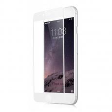 """Защитное стекло Mocoll """"Black Diamond"""" 2.5D 2Gen для iPhone 8/7 Plus, белый, фото 1"""