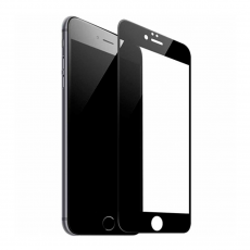 """Защитное стекло Mocoll """"Black Diamond"""" 2.5D для iPhone 8/7 Plus, чёрный, фото 1"""