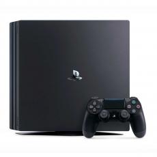 Игровая консоль PlayStation 4 Pro 1TB, черная, фото 1
