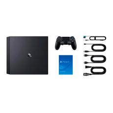 Игровая консоль PlayStation 4 Pro 1TB, черная, фото 3