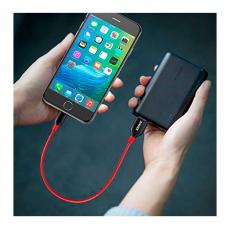 Кабель Anker PowerLine+, с USB-A на Lightning, 30 см, кевлар, 6000+ перегибов, красный, фото 2
