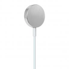 Беспроводное зарядное устройство для Apple Watch, 1 метр, серебристый, фото 1