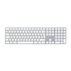 Клавиатура Magic Keyboard с цифровой панелью, русская раскладка, серебристая, фото 1