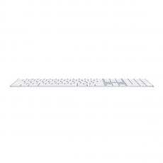 Клавиатура Magic Keyboard с цифровой панелью, русская раскладка, серебристая, фото 3