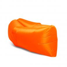 """Надувной диван """"Ламзак"""", оранжевый, фото 1"""