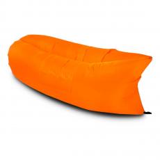 """Надувной диван """"Ламзак"""", оранжевый, фото 2"""