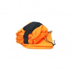 """Надувной диван """"Ламзак"""", оранжевый, фото 4"""