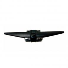 Передний бампер в сборе (фары, коннекторы) для Ninebot Mini Pro, черный, фото 2