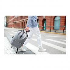 Рюкзак Xiaomi Backpack College Style Polyester Leisure Bag 15.6, серый, фото 4