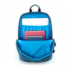 Рюкзак Xiaomi Backpack College Style Polyester Leisure Bag 15.6, синий, фото 2