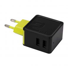 СЗУ Rock Sugar Travel Charger 2 USB, 2.4A, черное, фото 2