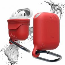 Чехол водонепроницаемый Elago для AirPods, красный, фото 1