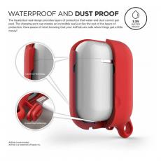 Чехол водонепроницаемый Elago для AirPods, красный, фото 2