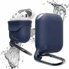 Чехол водонепроницаемый Elago для AirPods, темно-синий, фото 1