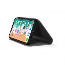 Чехол-кошелек LAB.C Smart Wallet 2 in 1 для iPhone X, чёрный, фото 2
