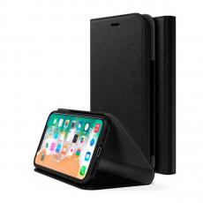 Чехол-кошелек LAB.C Smart Wallet 2 in 1 для iPhone X, чёрный, фото 3