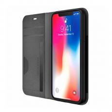 Чехол-кошелек LAB.C Smart Wallet 2 in 1 для iPhone X, чёрный, фото 1