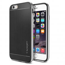 Чехол-накладка SGP NEO Hybrid для iPhone 6/6S Plus, серебряный, фото 1