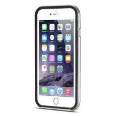 Чехол-накладка SGP NEO Hybrid для iPhone 6/6S Plus, серебряный, фото 2