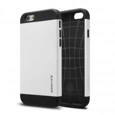 Чехол-накладка SGP Spigen Slim Armor для iPhone 6/6S, белый, фото 1
