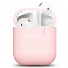 Чехол силиконовый Elago для AirPods, розовый, фото 1