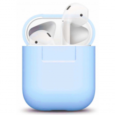 Чехол силиконовый Elago для AirPods, синий, фото 1