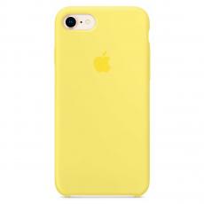 """Чехол силиконовый Apple для iPhone 7, """"холодный лимонад"""", фото 1"""