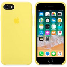 """Чехол силиконовый Apple для iPhone 7, """"холодный лимонад"""", фото 2"""