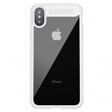 Чехол Baseus Suthin для iPhone X, белый, фото 1