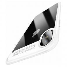 Чехол Baseus Suthin для iPhone X, белый, фото 3