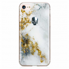 Чехол Bling My Thing Tresure Alabaster Hematite Skull для iPhone 7 и 8, фото 1