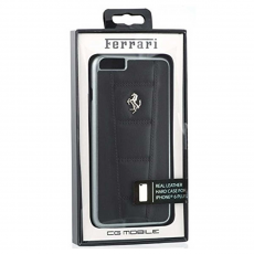 Чехол Ferrari 458 для iPhone 6 Plus/6S Plus, черный, фото 3