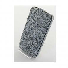Чехол HOCO Marbling для iPhone 4 case Stone, серый, фото 2